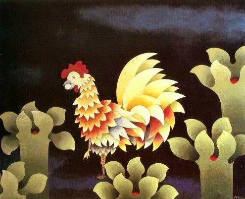 """림스키코르사코프/오페라 """"황금닭(金鷄)"""""""