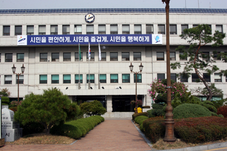 안산시, 정해년(丁亥年) 1월 1일자 213명 정기인사