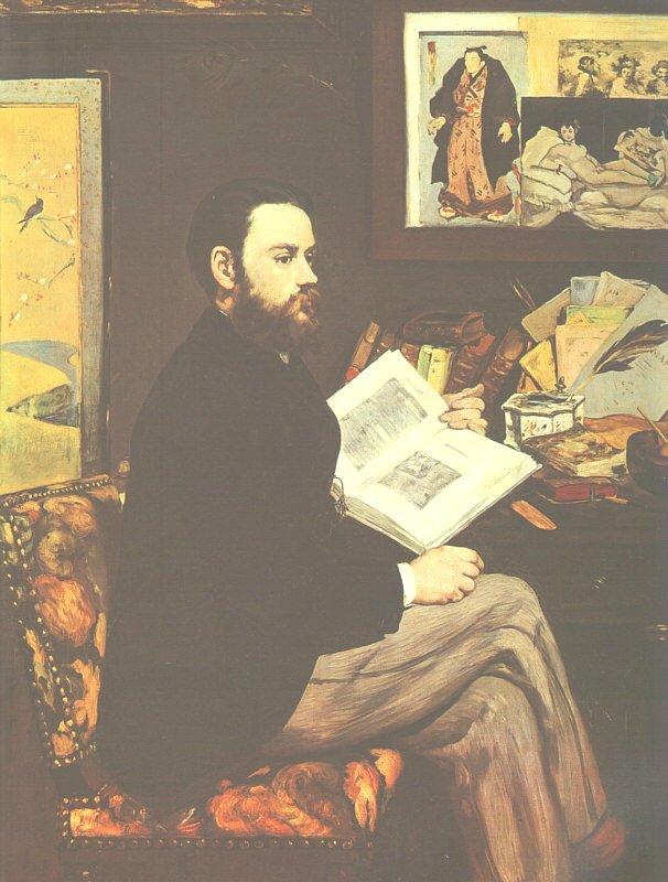 마네의 작품과 그가 미술사에 남긴 족적