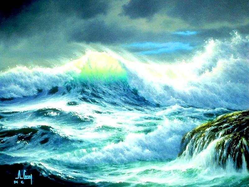 본 윌리암스/교향곡 제1번 바다(A Sea Symphony)